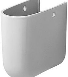 Duravit - Foster Siphon Cover For Washbasins 55 - 700mm - White