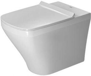Duravit - DuraStyle Toilet Floorstanding 570mm Washdown Back To Wall - White