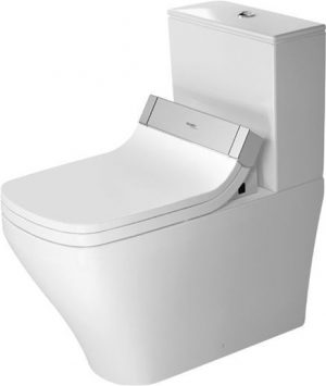 Duravit - DuraStyle Toilet Close-Coupled 720mm Washdown Vario Outlet - White