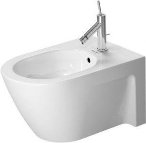 Duravit - Starck 2 Bidet Wm 540mm 1TH - White