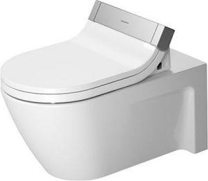 Duravit - Starck 2 Toilet Wall Mounted 620mm Washdown - White