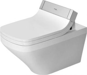 Duravit - DuraStyle Toilet Wall Mounted 620mm Washdown - White