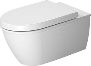 Duravit - Darling New Toilet Wall Mounted 620mm Washdown - White