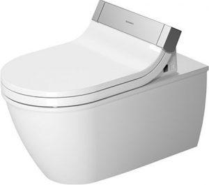 Duravit - Darling New SensoWash Wall Mounted Toilet 620mm - White