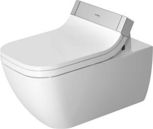 Duravit - Happy D.2 Toilet Wall Mounted 620mm Washdown Rimless - White