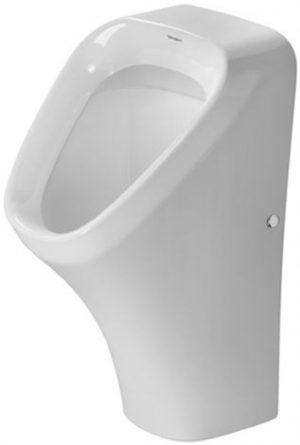 Duravit - DuraStyle Urinal Concealed Inlet - White