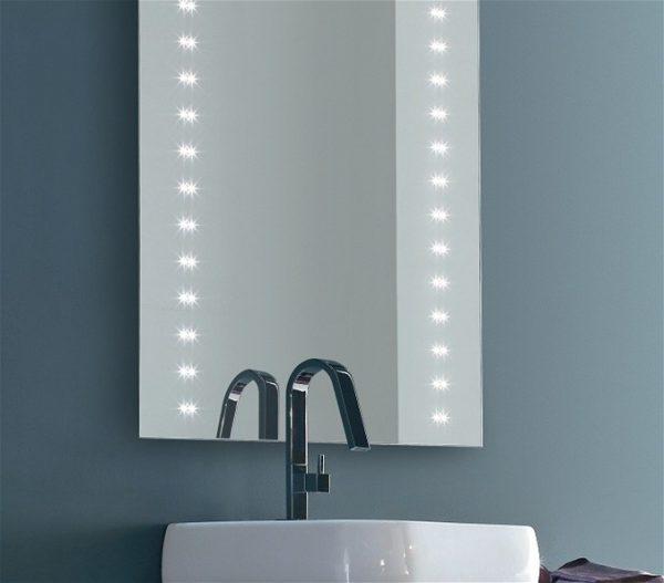 Bathroom Origins - Brightstar Mirror LED 50x70cm - Mirrored