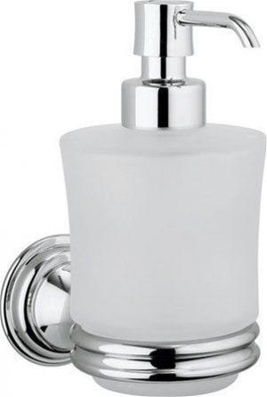 Crosswater - Belgravia Wall Soap Dispenser - Chrome