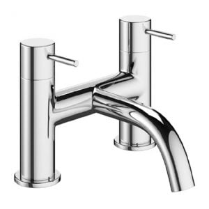 Crosswater - Mike Pro Deck Mounted Bath Filler - Chrome