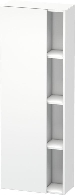 Duravit - DuraStyle Tall Cabinet 1400x500x240mm LH Hinge - White Matt