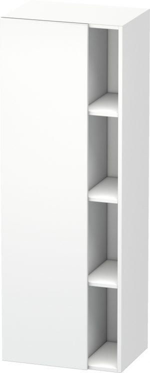 Duravit - DuraStyle Tall Cabinet 1400x500x360mm LH Hinge - White Matt