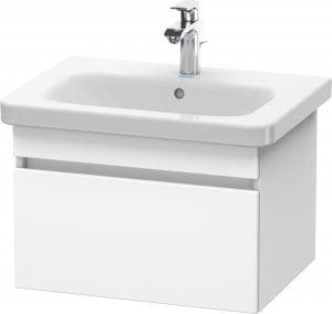 Duravit - DuraStyle Vanity Unit Wall Mounted 1 Drawer For #232065 - White Matt