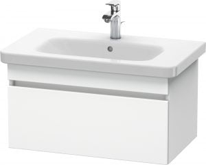 Duravit - DuraStyle Vanity Unit Wall Mounted 1 Drawer For #232080 - White Matt