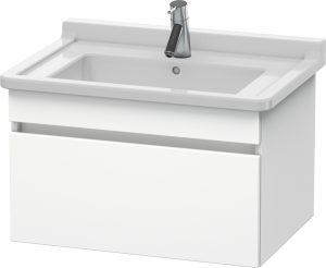 Duravit - DuraStyle Vanity Unit 406x650x470mm Wall Mounted - White Matt