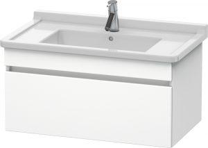 Duravit - DuraStyle Vanity Unit 406x800x470mm Wall-Mounted - White Matt
