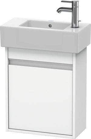 Duravit - Ketho Vanity Unit 225x450mm LH - White Matt