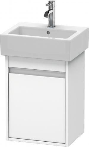 Duravit - Ketho Vanity Unit 320x400mm LH - White Matt
