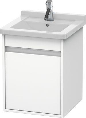 Duravit - Ketho Vanity Unit 455x440mm LH - White Matt