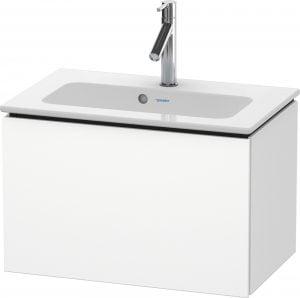 Duravit - LC Vanity Unit For 234263 1 Drawer 620mm - White Matt