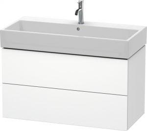 Duravit - LC Vanity Unit 2 Drawers 544x984x459mm - White Matt