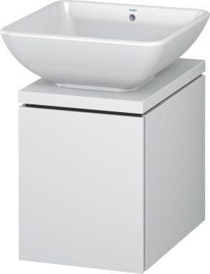 Duravit - L-Cube Vanity Unit For Console 400x320x477mm - White Matt