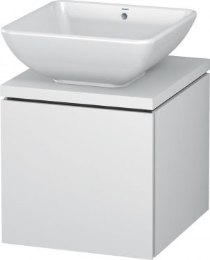 Duravit - L-Cube Vanity Unit For Console 400x420x477mm - White Matt