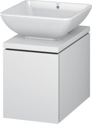 Duravit - L-Cube Vanity Unit For Console 400x320x547mm - White Matt