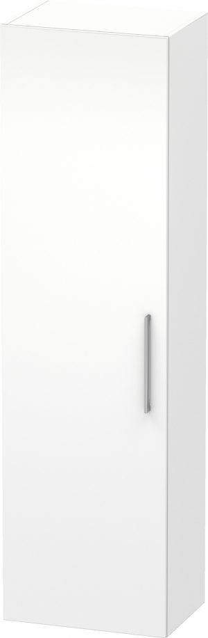 Duravit - Vero Tall Cabinet 1760x500x360mm LH - White Matt