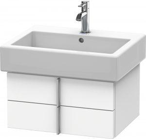 Duravit - Vero Vanity Unit 298x550x431mm - White Matt