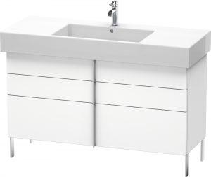 Duravit - Vero Vanity Unit Floorstanding 581x1200x446mm - White Matt