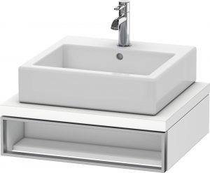 Duravit - Vero Vanity Unit For Console 142x600x518mm - White Matt