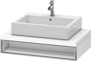 Duravit - Vero Vanity Unit For Console 142x800x518mm - White Matt