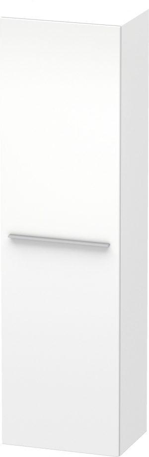 Duravit - X-Large Tall Cabinet 1760x500x358mm LH Hinge - White Matt