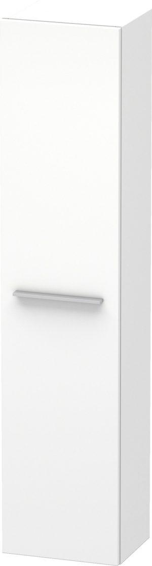 Duravit - X-Large Tall Cabinet 1320x300x238mm LH Hinge - White Matt