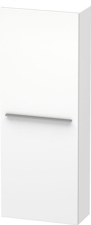 Duravit - X-Large Tall Cabinet 1320x500x238mm LH Hinge - White Matt