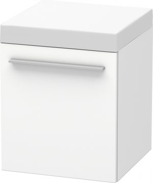 Duravit - X-Large Mobile Storage Unit 510x400x400mm - White Matt