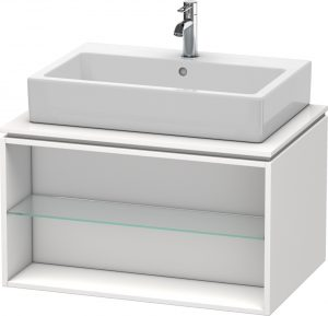 Duravit - X-Large Vanity Unit For Console 440x800x548mm - White High Gloss