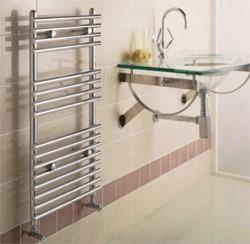 Towel ladder rail