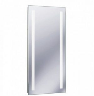 Crosswater - Solo LED Lit Mirror 800 x 425mm - Mirrored