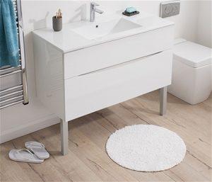 Crosswater - Glide Furniture Legs x 2 Pack - Chrome