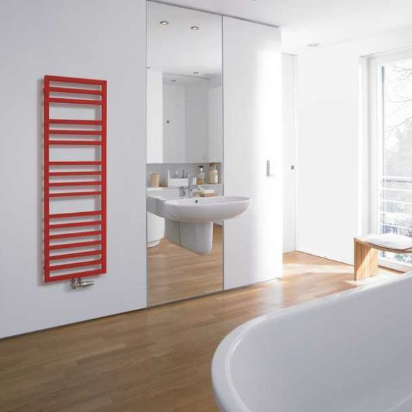 Zehnder - Quaro Spa Electric Towel Radiator