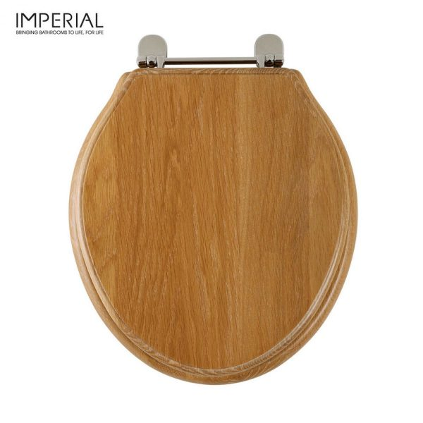 Imperial - Oval Toilet Seat