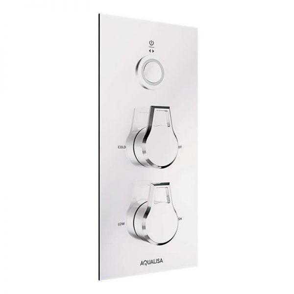 Aqualisa - Infinia Digital Dual Outlet Shower