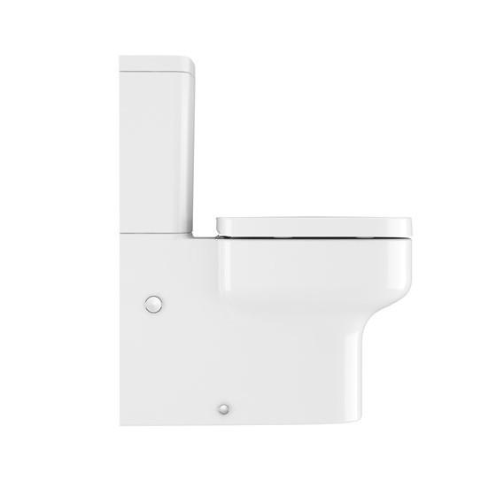 Crosswater - Kai S Compact Close Coupled Toilet
