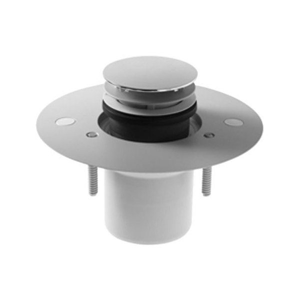 Duravit - Outlet Drain For DuraPlan Shower Trays, Vertical Outlet