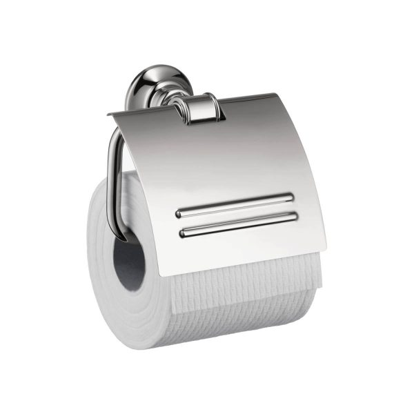 Axor Hansgrohe - Montreux Toilet Roll Holder with Cover