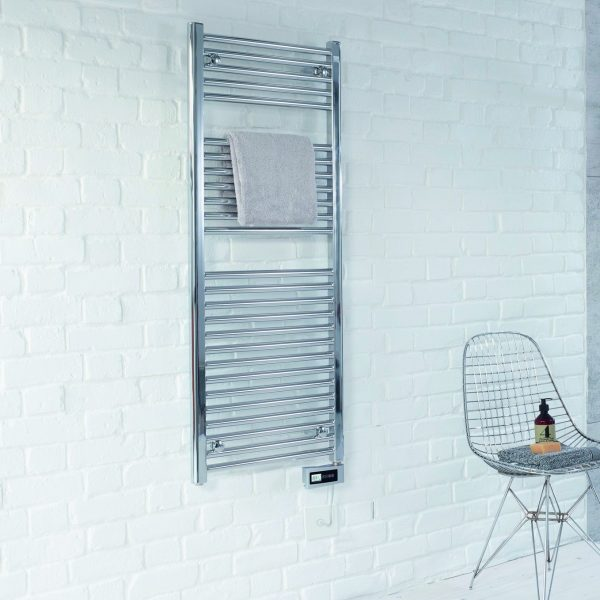 Zehnder - Aura Electric Towel Rail