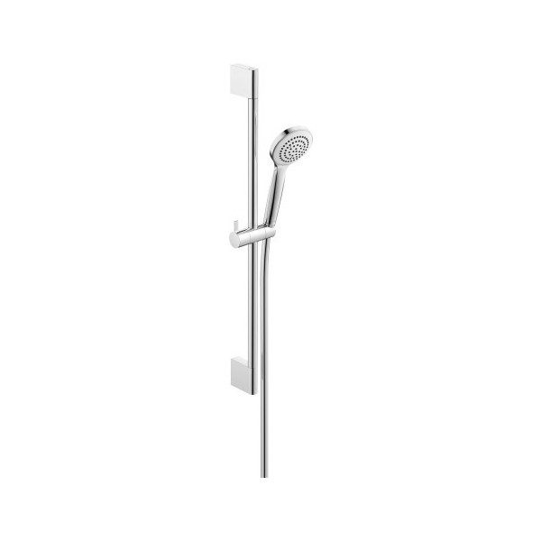 Duravit - Shower Riser Set 700mm Rail with 90mm Head