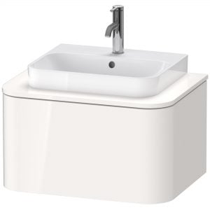 Happy D2 Plus 1 Compartment Wall Mounted Vanity Unit
