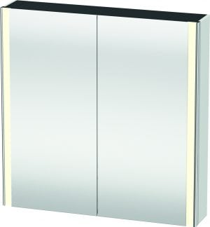 XSquare Mirror Cabinet with Lighting 800(H) x 800(W)